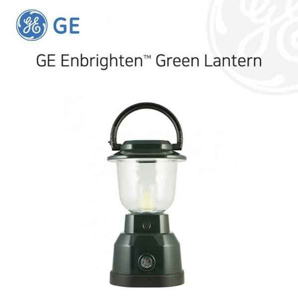 [GE] LED 랜턴 / 그린 랜턴 11016 이미지