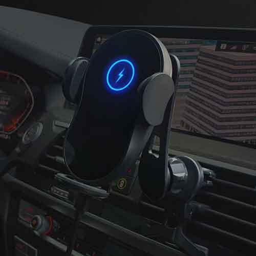 피엔지  차량용 무선충전거치대 PG-WC01 이미지