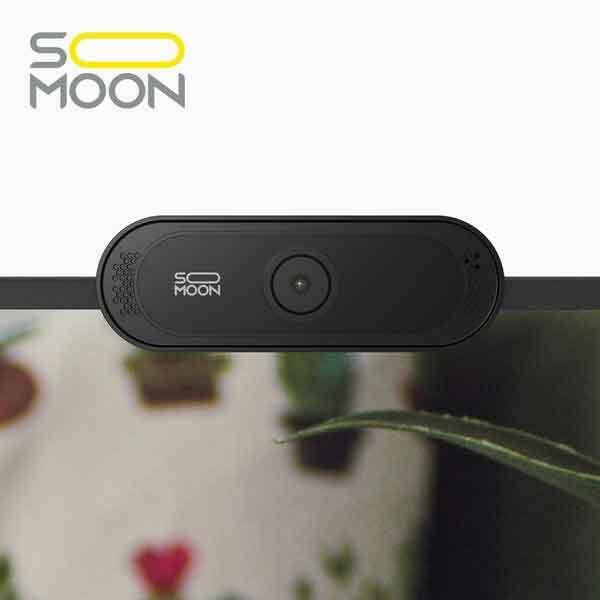 [개인방송장비] SOMOON 소문 FHD 30fps 웹캠 SE-WC200 이미지