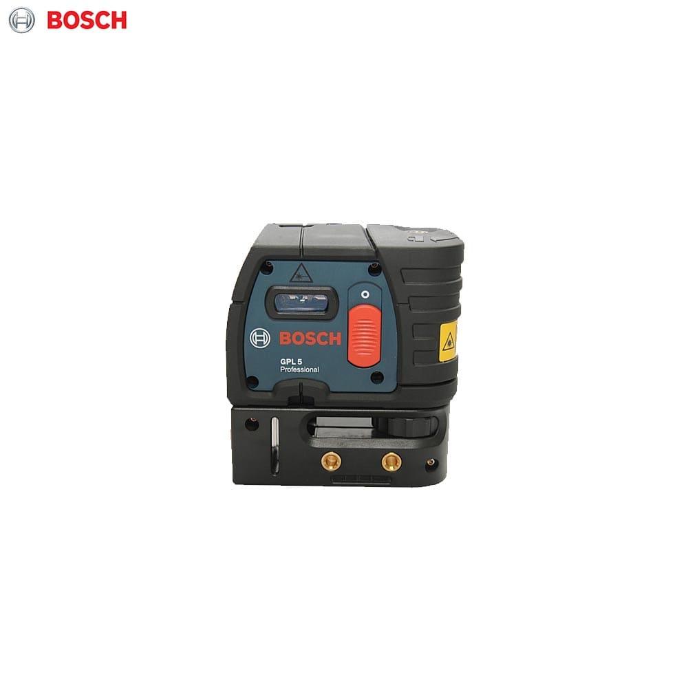 보쉬 5방향 포인트 레이저 수평기 GPL 5