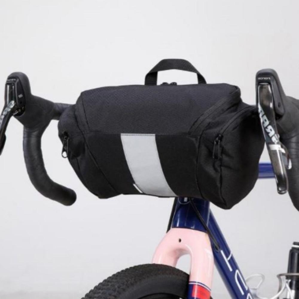 SAHOO 자전거 핸들 수납형 가방