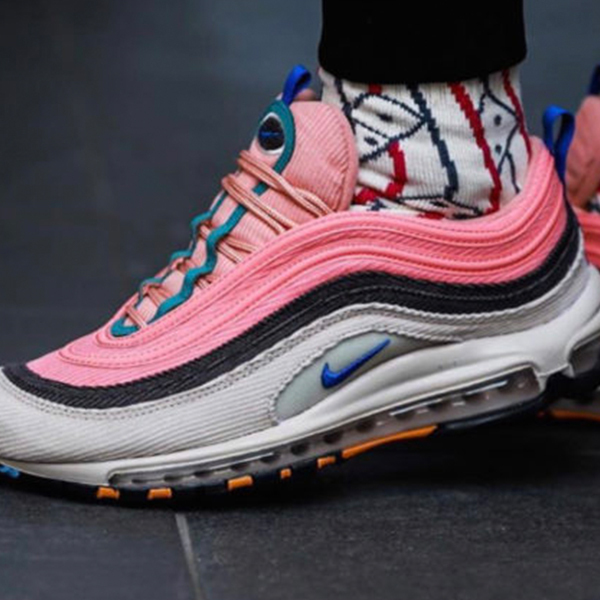 Details about NIKE MENS NIKE AIR MAX 97 Corduroy Desert Sand PACK PINK CQ7512 046 New with box